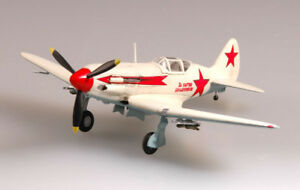 Easy Model 1/72 Soviet MiG-3 12th IAP Moscow Air Defence 1942 #