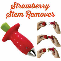 Strawberry Huller Tomatoes Stem Remover Strawberry Corer Fruit Kitchen Tool