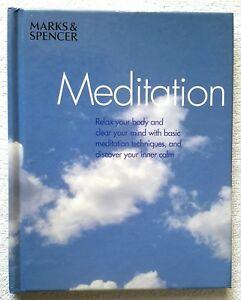 M&s Méditation Relax Votre Corps Et Videz Votre Esprit Avec Base De Méditation-afficher Le Titre D'origine