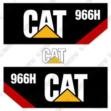 Caterpillar 966h Decal Kit Front End Loader New Style 966 H 3m Vinyl