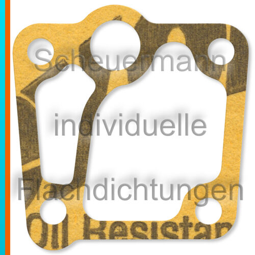 Filtre à Huile Boîtier-Joint Adapté Pour BMW e12 e24 e23 e28 e34 e32 moteur m30