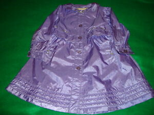 FISCHER-SPRING-girl-039-s-GORGEOUS-LINED-DRESS-COAT-4-T-BRAND-NEW-NICE