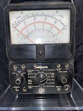Simpson 260 Series 6p Meter