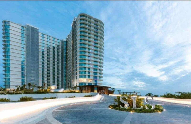Departamento en venta SLS Hotel & residences