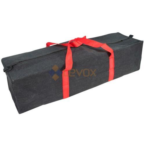 Tool Box Storage Canvas Caddy Heavy Duty Bag Builders Contractors Tools Tidy