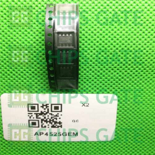 6PCS New AP 4525GEM AP4525GEM SOP8 IC Chip