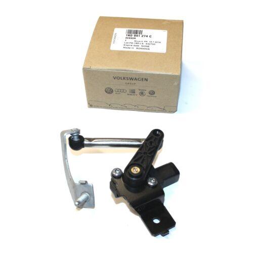 Niveausensor Leuchtweitenregelung Original VW Audi Sensor 1K0941274C vorn OEM
