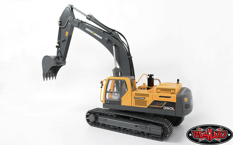 1 14 Scale Earth Digger 360L Hydraulic Excavator (RTR)