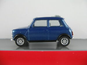 Herpa-038591-Mini-Cooper-2000-en-azul-metalizado-1-87-h0-nuevo-en-el-embalaje-original