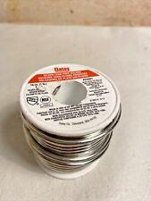 1 Silver Lead Free Solder Oatey 23001 1 Lbs Lead Free Solder