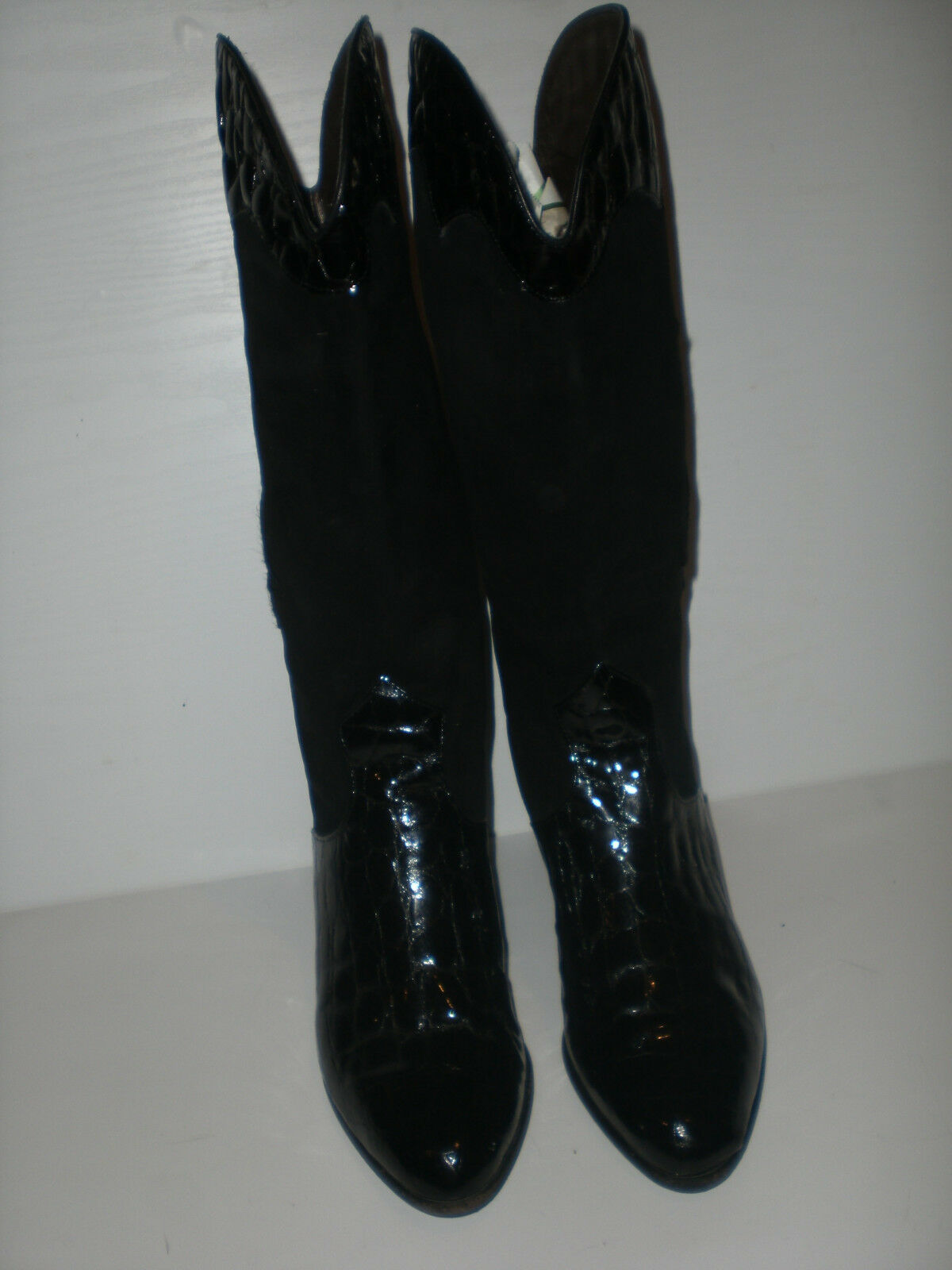 Brunella  Boho Stiefel Vintage   lederstiefel   Vintage Gr.37 f3da94