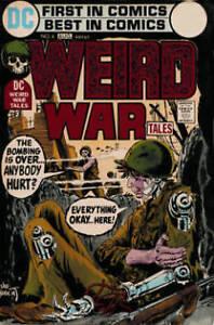 Showcase-Presents-Vol-1-Weird-War-Tales-Joe-Kubert-Paperback-2013-DC-COMICS