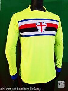 abbigliamento calcio Sampdoria portiere