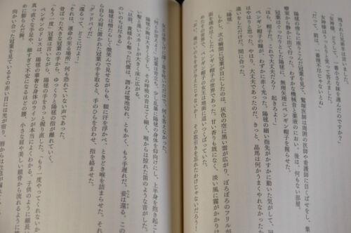Kunihiko Ikuhara Takahashi Lily Hoshino JAPAN Mawaru Penguindrum novel 1~3 set