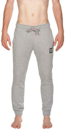 arena Herren Hose Jogginghose Essential Sport Fitness S grey melange