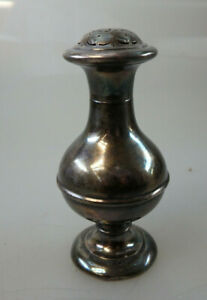 Alter Zuckerstreuer versilbert bzw. Silver Plated (69146)