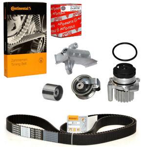 CT1028-Zahnriemen-satz-Daempfer-2x-Rollen-Wasserpumpe-AUDI-VW-SEAT-FORD