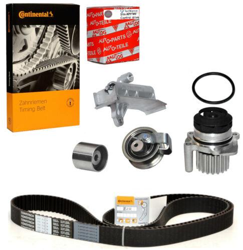 CT1028 Zahnriemen+satz+Dämpfer+2x Rollen Wasserpumpe AUDI VW SEAT FORD