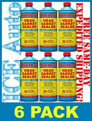 pack of one Blue Print ADA106201 Cylinder Head Gasket Set