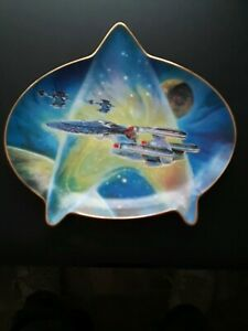 Star-trek-starships-Of-The-Next-Generation-Hamilton-Collection-Plate-1997