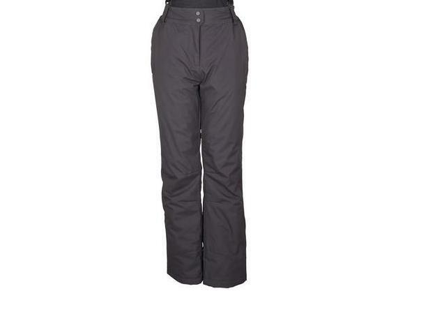 NEW Womens Mountain Warehouse Ski Trousers Salopettes Snow 18 Grey RRP .99