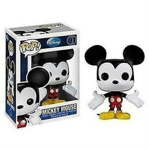 Funko-Mickey-Mouse-Disney-Pop-Vinyl-Figure-01-Vinyl-Action-Figure-New-In-Box
