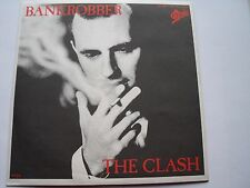 THE CLASH BANKROBBER JAPAN SINGLE ULTRA RARE SUPER MINT VINYL PUNK ROCK REGGAE