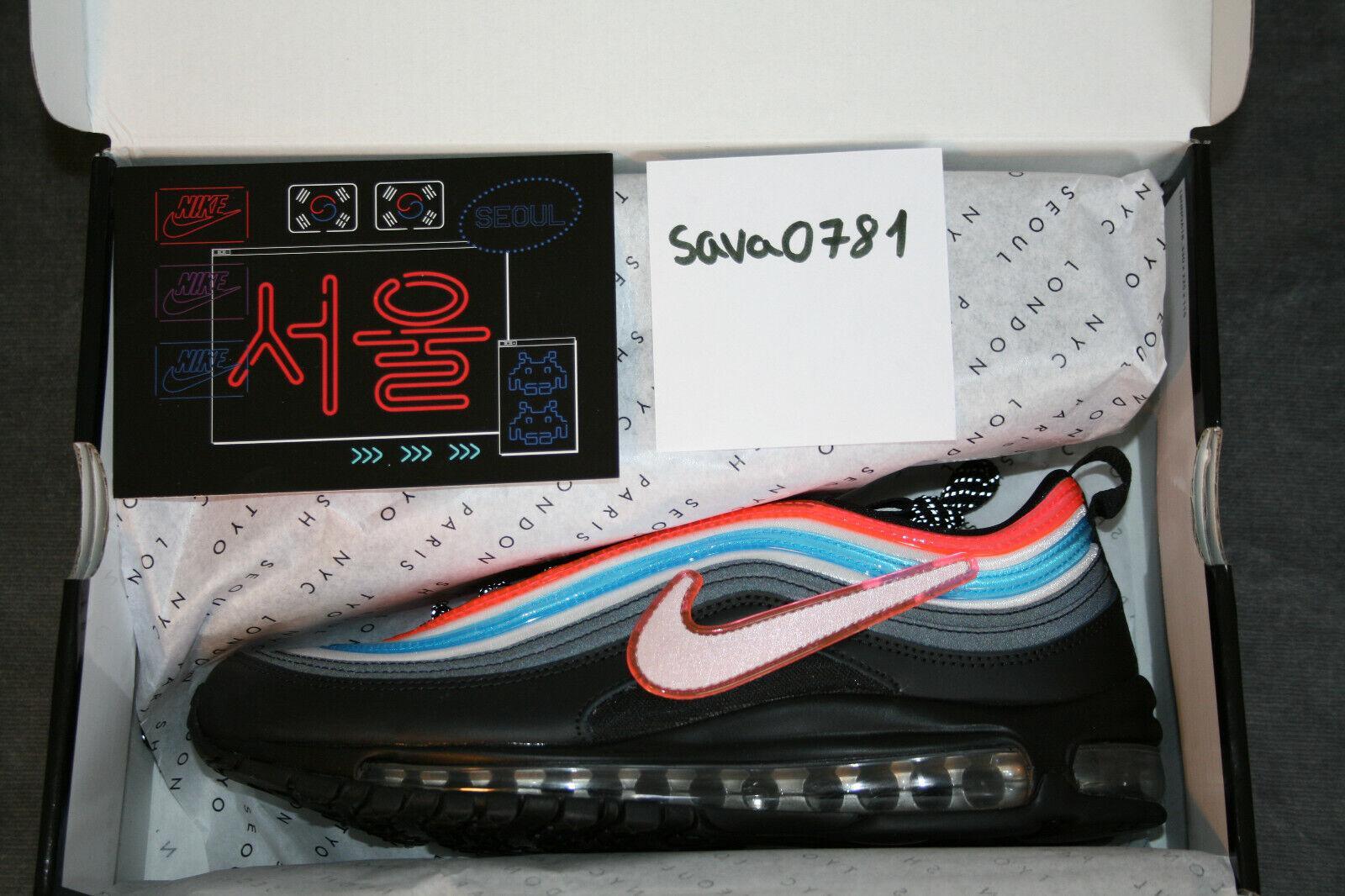 Air max 97 Air version  Seoul gr  EU 44   US 10   UK 9