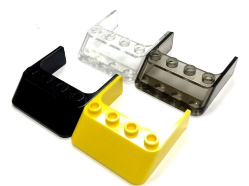 FREE P/&P! LEGO 6238 4X4X1 Windscreen Select Colour