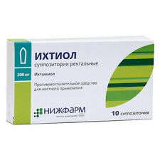 ichthyol prostatitis)