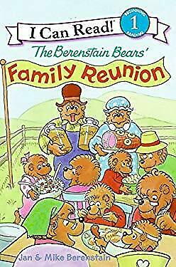 Berenstain Bears' Family Reunion by Berenstain, Stan