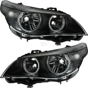 Linterna-Kit-izquierda-y-derecha-para-BMW-E60-5-series-BJ-03-03-07-H7-H7-1