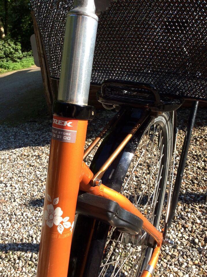 Meget velholdt dame cykel