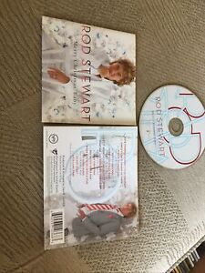 Rod Stewart Merry Christmas Baby Cd Disc And Artwork Only No Case Very Good *