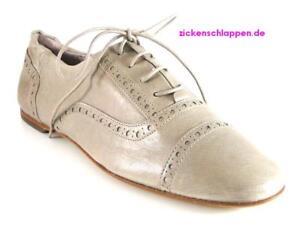 Pretty-Ballerinas-Schnuerer-Impatia-beige-Gr-39-NEU-faellt-klein-aus