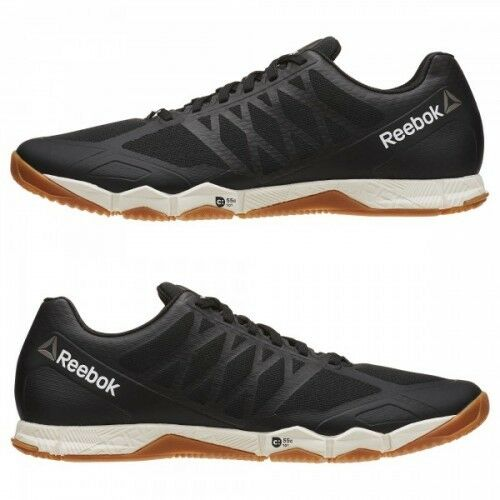 Reebok CrossFit Speed TR Training Noir  Chaussures Sneakers BD5491 NEW