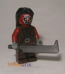Lego-Uruk-Hai-Minifigure-from-Set-9471-Lord-of-the-Rings-NEW-lor006