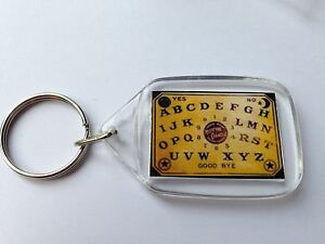 Ouija Board Keyring Mystifying Oracle Pagan Witch Ghost halloween Seance magic