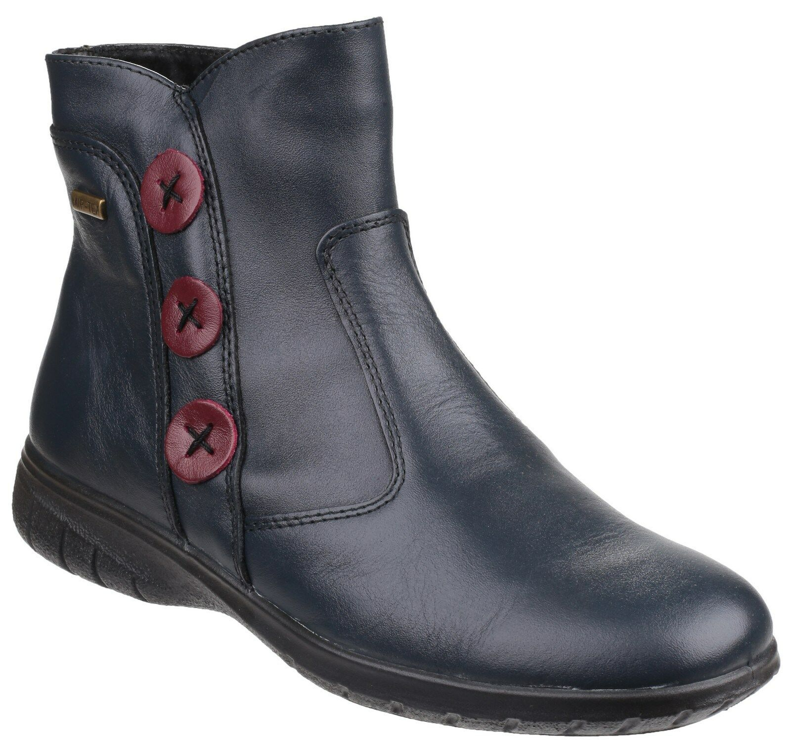 Cotswold Dowdeswell Dowdeswell Dowdeswell Womens Zip-up Ankle Boot  UK3-8 4f3980