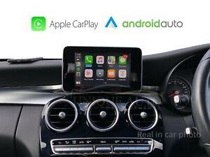 Wireless-Apple-CarPlay-Android-Auto-Mercedes-A-B-C-CLA-GLA-GLC-X-E-Class-NTG-5