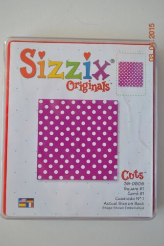 Sizzix Provo Craft Ellison Scrapbooking Red Die Cuts Crafts Your Choice #1
