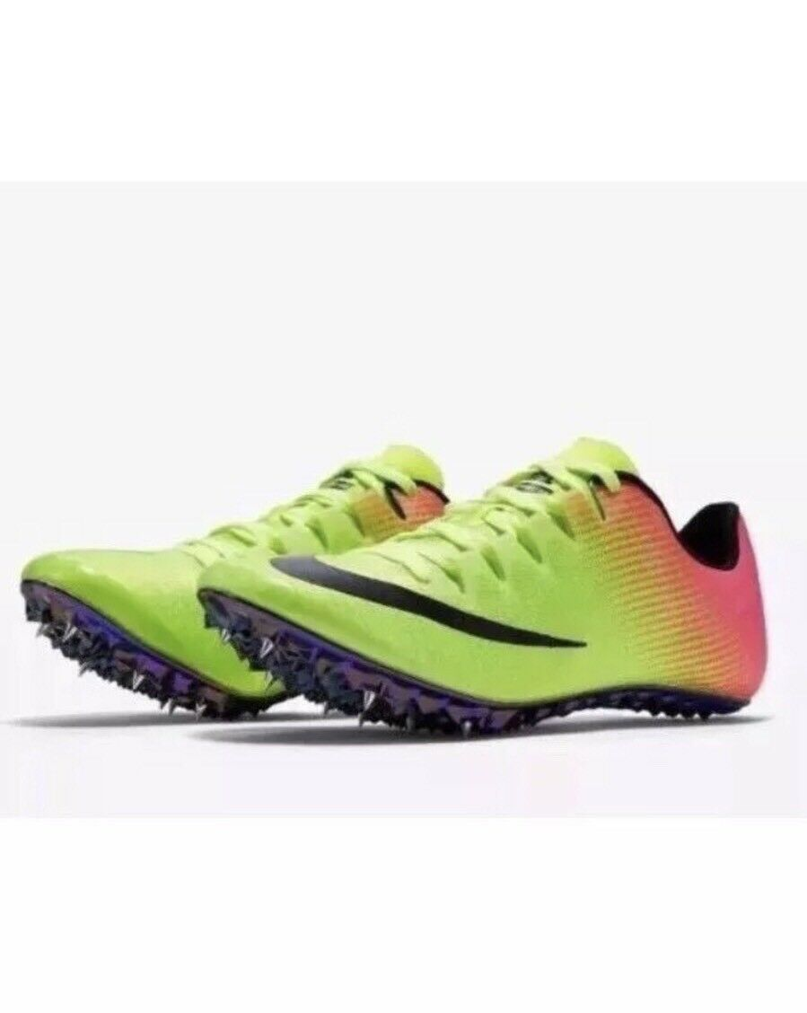 046b6860ddfbf ... Nike Zoom JA Fly 3 Rio w  Spikes and and and Spike Tool Men s US ...