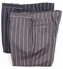 Handmade Bespoke Edgar Pomeroy Fall Weight Suit Pants