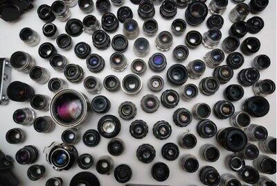 Vintage Lenses&Cameras