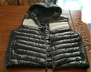 NWT-CALVIN-KLEIN-DOWN-PUFFER-HOODED-BUBBLE-VEST-XL-PACKABLE-guess-polo-lacoste