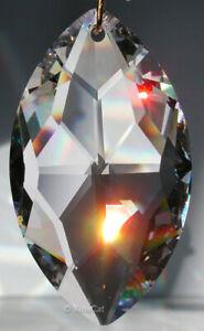 8745-50mm-Strass-SWAROVSKI-Marquis-Cats-Eye-Austrian-Crystal-Prism-Suncatcher-2-034