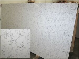 Image Is Loading Marble Quartz White Countertop Slab Silestone Lyra 3CM