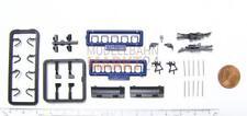 Ersatz-Zurüstbeutel z.B. für ROCO BLS Elektrolok BR 465 blau Spur H0 - NEU