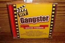 Smash Hit Mafia/Gangster Movie Themes by DJ's Choice 15 songs New CD Music