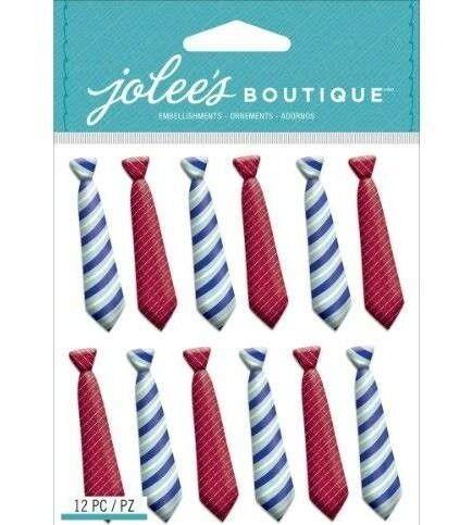 Free Shipping Jolee sticker.Tie one on...
